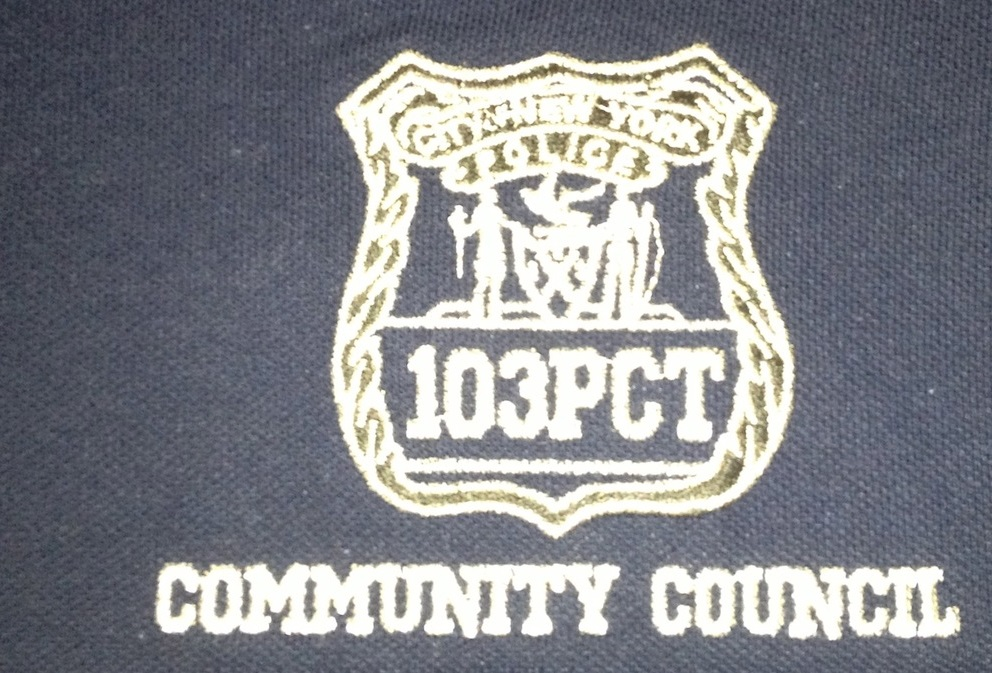 COMMUNITY COUNCIL MEETING by 103rd Precinct